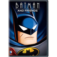 Batman And Friends On DVD With Kevin Conroy Anime - EE732058