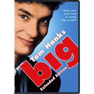 Big Extended Edition On DVD With Tom Hanks - EE732095