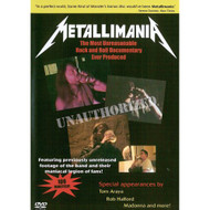 Metallimania On DVD With Metallica - EE732103