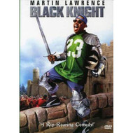 Black Knight On DVD With Martin Lawrence Comedy - EE732156