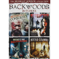 Backwoods Butchers On DVD - EE732160