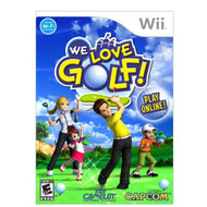 We Love Golf! For Wii And Wii U - EE732170