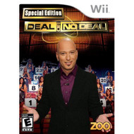 Deal Or No Deal Special Edition For Wii And Wii U - EE732171