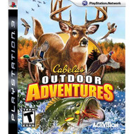 Cabela's Outdoor Adventure '10 For PlayStation 3 PS3 Shooter - EE732173