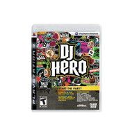 DJ Hero 1 For PlayStation 3 PS3 - EE732175
