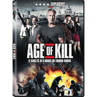 Age Of Kill On DVD With Martin Kemp - EE732186