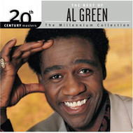 Millennium Collection 20th Century Masters By Al Green On Audio CD - EE732357