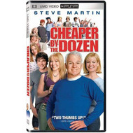 Cheaper By The Dozen UMD For PSP - EE732386