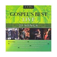 Gospel's Best Live On Audio CD Album - EE732528