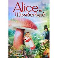 Alice In Wonderland On DVD With Natalie Gregory Children - EE732607