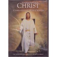 Finding Faith In Christ Como Hallar Fe En Christo On DVD Romance - EE732635