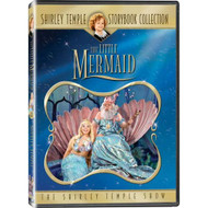 """Shirley Temple Storybook Collection: The Little Mermaid"""" On DVD - EE732638"""