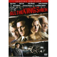 All The King's Men Special Edition On DVD With Sean Penn Drama - EE732642