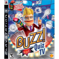 Buzz! Quiz TV For PlayStation 3 PS3 Trivia - EE732740
