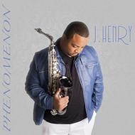 Phenomenon By J Henry On Audio CD Album 2015 - EE732773