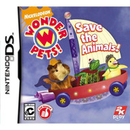 The Wonder Pets!: Save The Animals For Nintendo DS DSi 3DS 2DS - EE732793