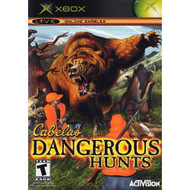 Cabela's Dangerous Hunts Xbox For Xbox Original Shooter - EE732810