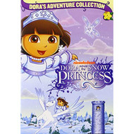 Dora The Explorer: Dora Saves The Snow Princess On DVD  - EE732833