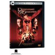 Dungeons And Dragons New Line Platinum Series On DVD With Justin - EE732836