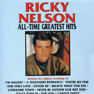 Rick Nelson Greatest Hits Capitol 1990 By Ricky Nelson On Audio CD - EE732857