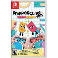 Snipperclips Plus: Cut It Out Together! For Nintendo Switch - EE732942