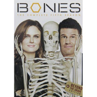 Bones: Season 5 On DVD With David Boreanaz TV Shows - EE732984