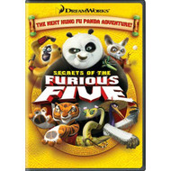 Secrets Of The Furious Five On DVD With Dustin Hoffman 5 - EE732988