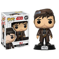 Funko Pop! Star Wars The Last Jedi DJ #207 Toy Figurine - EE733019