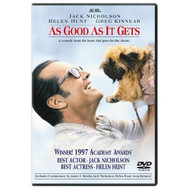 As Good As It Gets On DVD With Jack Nicholson Drama - EE733108
