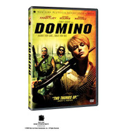 Domino Full Screen Edition On DVD With Keira Knightley Drama - EE733133
