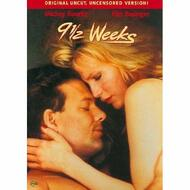 9 1/2 Weeks Dvd/directors Cut/amaray 9 1/2 Weeks Dvd/directors Cut - EE733134