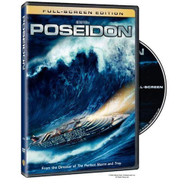 Poseidon Full-Screen Edition On DVD With Richard Dreyfuss Drama - EE733139