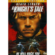 A Knight's Tale Special Edition On DVD With Heath Ledger - EE733161