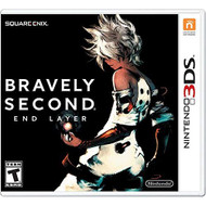Bravely Second: End Layer Nintendo For 3DS RPG - EE733250