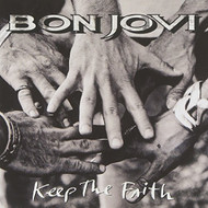 Keep The Faith By Bon Jovi On Audio CD Album 1992 - EE733290