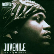 Reality Check By Juvenile On Audio CD Album 2008 - EE733294