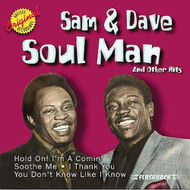 Soul Man And Other Hits By Sam And Dave On Audio CD Album 1997 - EE733295