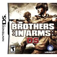 Brothers In Arms: War Stories For Nintendo DS DSi 3DS 2DS Shooter - EE733311