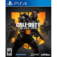 Call Of Duty: Black Ops 4 Standard Edition For PlayStation 4 PS4 COD - EE733344