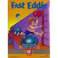 Fast Eddie For Atari 2600 Vintage - EE733395