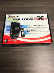 Xpert TV LCD TV Box W/ High Resolution 1280X1024 MZH889 - EE733400
