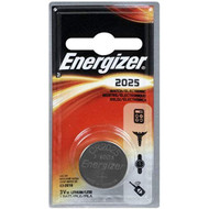 Energizer Watch/electronic Battery 3 Volt 2025 1 Each Pack Of 2 Silver - EE733404