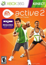 Active 2 Personal Trainer For Xbox 360 - EE733411
