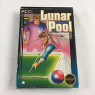 Lunar Pool For Nintendo NES Vintage Arcade - EE733421