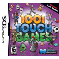1001 Touch Games For Nintendo DS DSi 3DS Minigames - EE560700