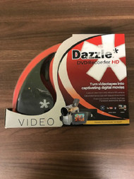 Dazzle DVD Recorder HD Video Capture Card Device PC Disc OIX251  - EE733538
