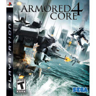 Armored Core 4 For PlayStation 3 PS3  - EE733600