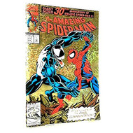 Spiderman Vs Venom Amazing Spider-Man No 375 Comic Book - EE733610