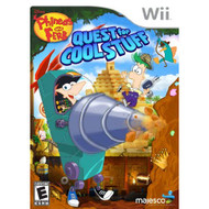Phineas And Ferb: Quest For Cool Stuff For Wii and Wii U - EE733612