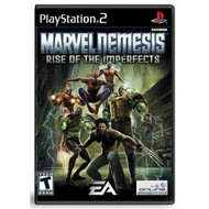 Marvel Nemesis: Rise Of The Imperfects For PlayStation 2 PS2 - EE603011